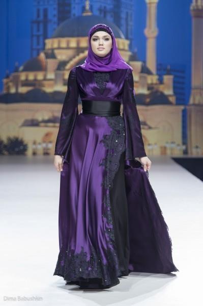 مدل لباس مجلسی عربی 93