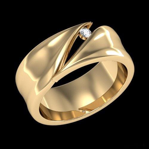 مدل حلقه ازدواج سرس دوم