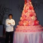 مدل 2015 کیک عروسی