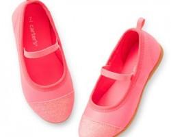 مدل کفش زمستانی دختر بچه ها