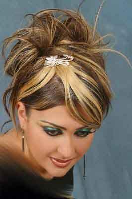 زیباترین عکس موی عروس