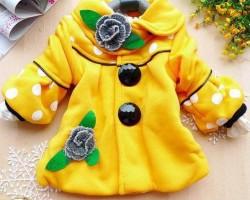 مدل های شیک لباس زمستانی کودک