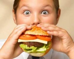 با کودک پرخورم چه کنم؟