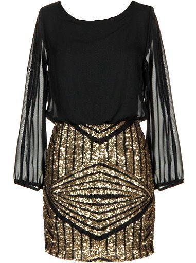 لباس مجلسی کوتاه دخترانه(مشکی)2015