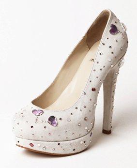 مدل 2015  کفش عروس