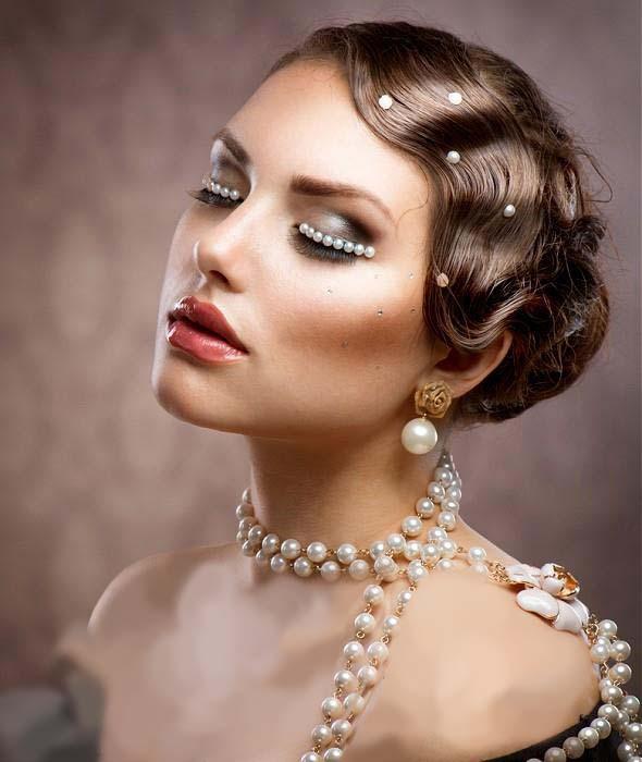 مدل مو عروس ایرانی