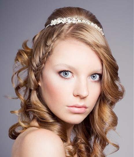 جدیدترین مدل مو عروس