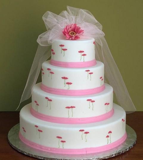 شیک ترین مدل های کیک نامزدی