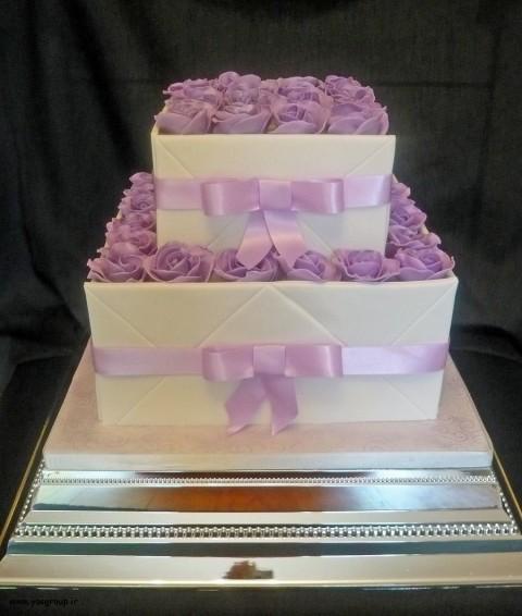 عکس کیک های نامزدی