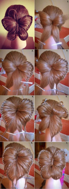 آموزش تصویری بافت مو حرفه ای ۲۰۱۵
