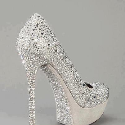 سری جدید شیک ترین مدل های کفش عروس