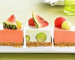 دسر هندوانه مخصوص شب یلدا