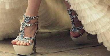جدیدترین کفش های جشن نامزدی
