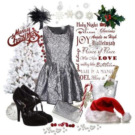 ست لباس مجلسی کریسمس ۲۰۱5