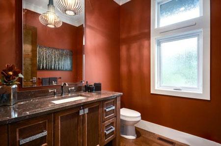 خانه ای به رنگ سال 2015