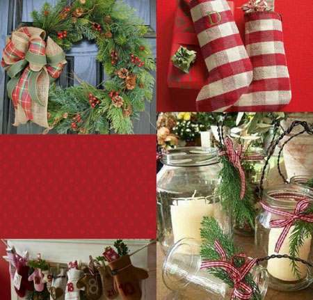 دکوراسیون و تزیینات کریسمس 2015