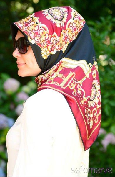 مدل دستمال اسلامی زنانه 94