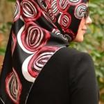 مدل دستمال بهاری زنانه 94