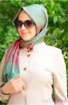 مدل های روسری شالی دخترانه