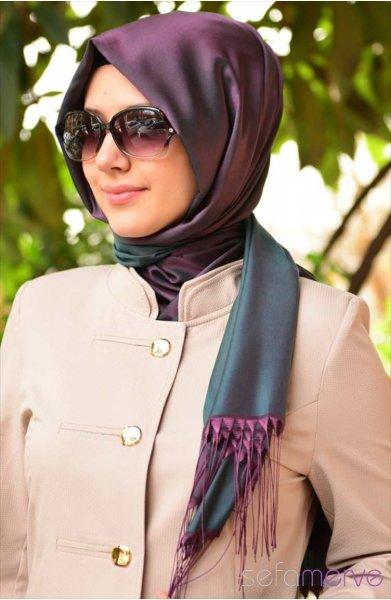 مدل های زیبا شال ترکی زنانه (3)