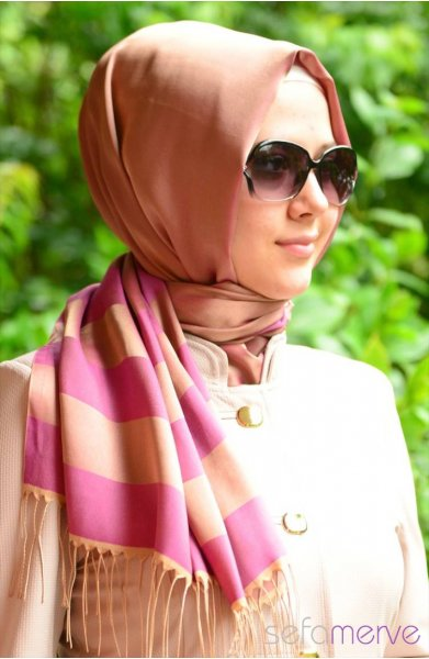 مدل روسری زنانه نوروز 94
