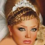 جدیدترین مدل های ارایش صورت عروس