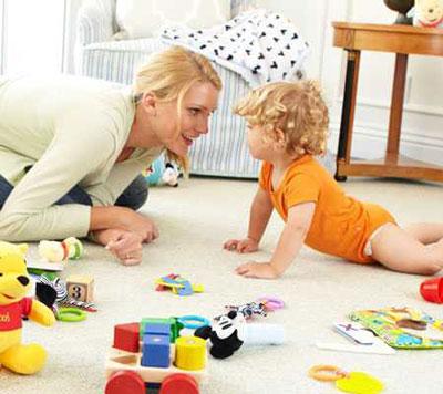 چگونه اوقات کودکم را در منزل پر کنم؟