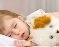 اختلال خواب در کودکان