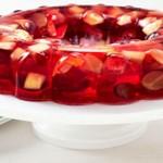 طرز تهیه انگور ژله ای