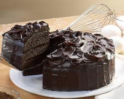 طرز تهیه کیک شکلاتی آسان