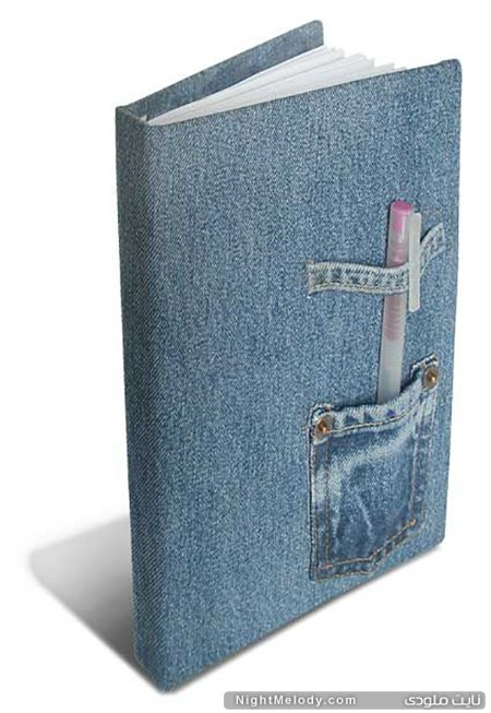 کاربردهای جالب شلوار جین کهنه
