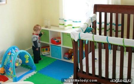 دانستنی های مهم برای دکوراسیون اتاق نوزادان