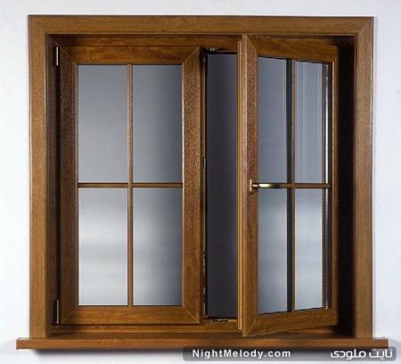 قاب های زشت دور پنجره ها را اینگونه پوشش دهید!