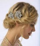 مدل مو به سبک عروس های اروپایی