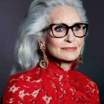 مصاحبه با پیرترین سوپرمدل جهان + تصاویر