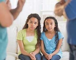 والدین الگوی فرزندان هستند