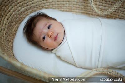 دررفتگی مادرزادی لگن در نوزادان