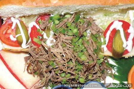 طرز تهیه رست بیف مکزیکی با آرام پز