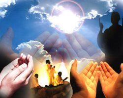 یارب بریز شهد عبادت به کام ما