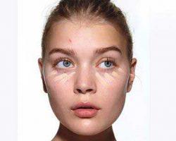 راز دوام بیشتر آرایش روی پوستهای چرب