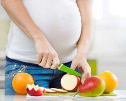 خوراکی های پرآهن برای خانم های باردار