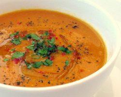 طرز تهیه سوپ دال عدس