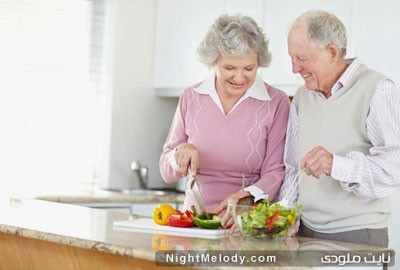 توصیههای مهم تغذیهای برای سالمندان
