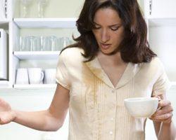 5 روش برای از بین بردن لکه چربی
