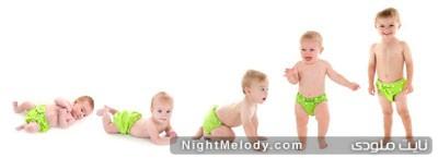 اطلاعات لازم درباره وزن گیری نوزاد