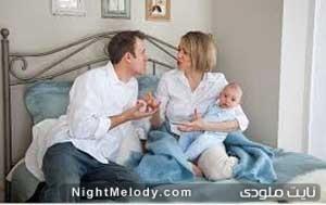 کودکان و روابط زناشویی والدین