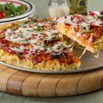 طرز تهیه پیتزا نودل بدون فر