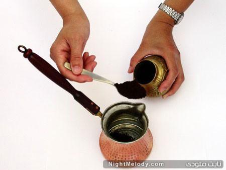 روش های درست کردن قهوه ترک بی نقص