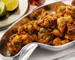 پاکورا (غذای هندی)