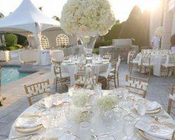 جشن عروسی به یاد ماندنی با تزیینات ارزان